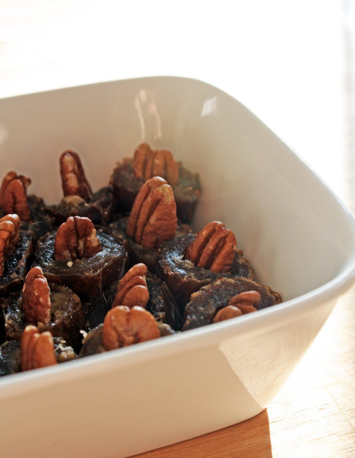 The Food Lovers' Primal Palate: Pecan Pie Bites