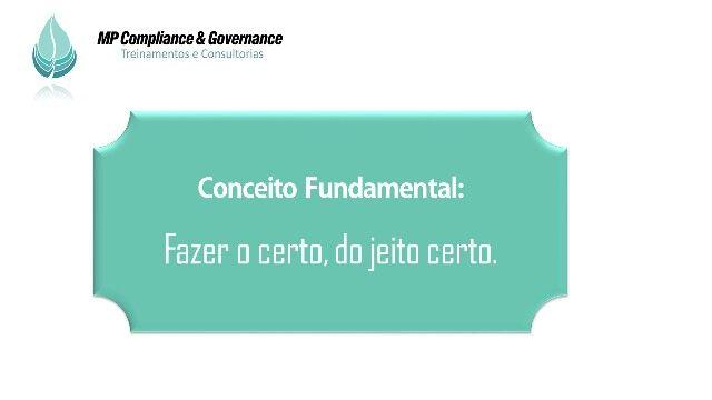 Para fazer o certo, do jeito certo, sua empresa pode contar com a nossa! Vusite  www.mpcompliance.com.br
