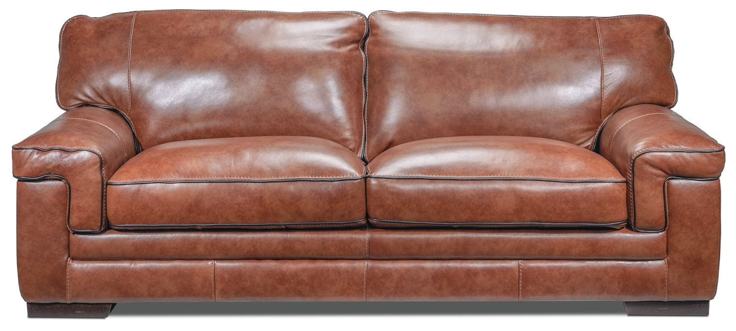 Stampede Leather Sofa Leon S Diy Living Room Decor Sofa Kitchen Decor Items