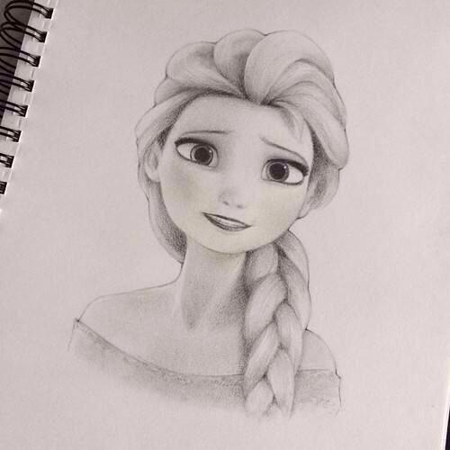 Draw Better Portraits Online Class Bluprint In 2020 Elsa