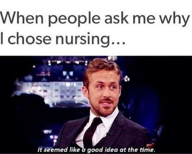 101 Nursing Memes That Are Funny And Relatable To Any Nurse Student Nurse Memes Humor Nurse Nurse Humor