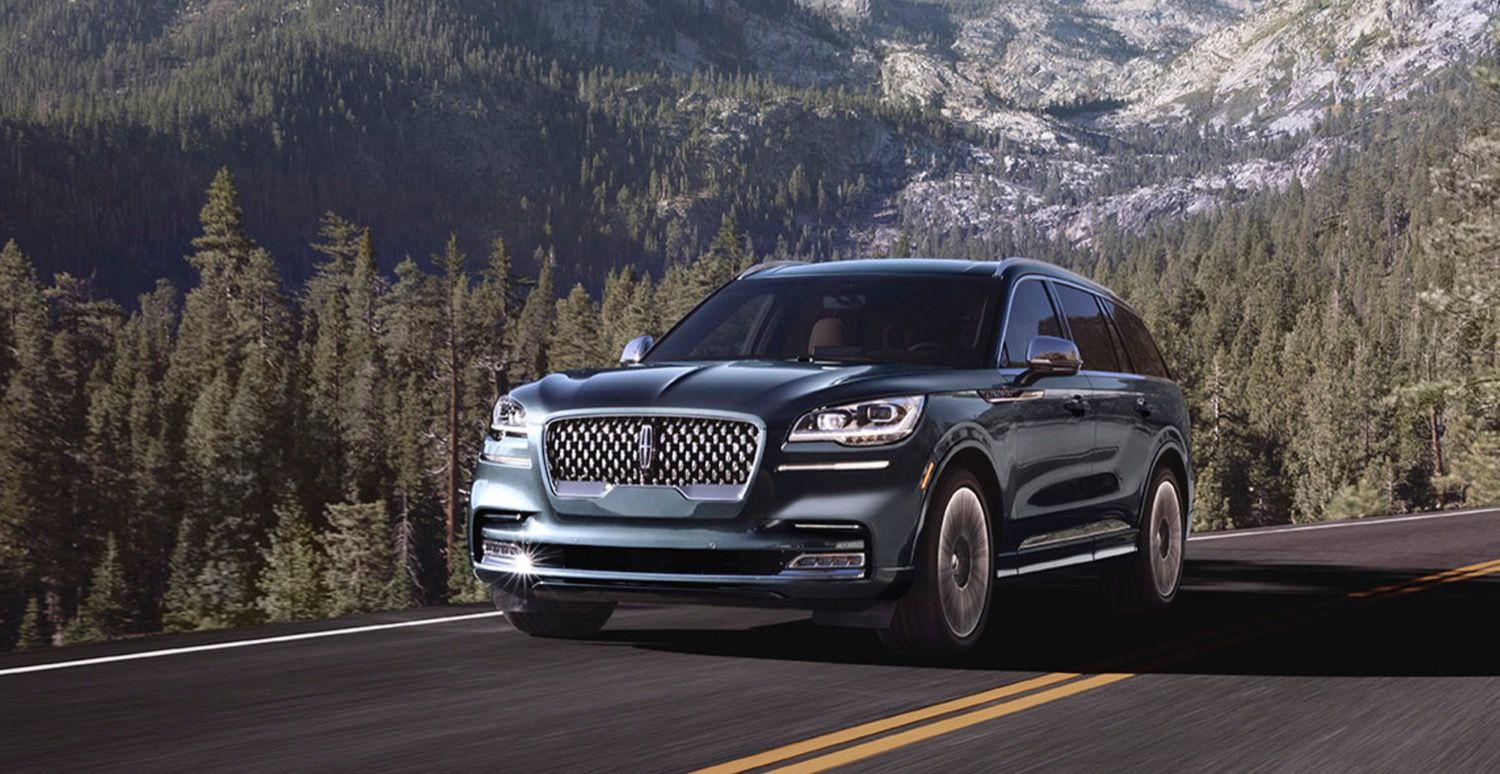 2020 Lincoln Aviator Rated At 26 MPG Highway Lincoln