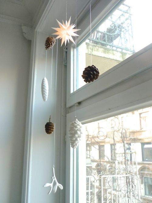 Deko Fenster Christmas Pinterest Christmas Xmas And Advent