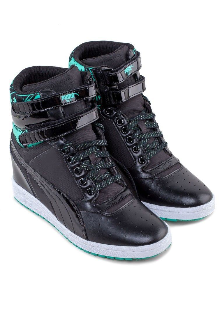 Buy Puma Sky Wedge Tropicalia Sneakers | ZALORA Malaysia