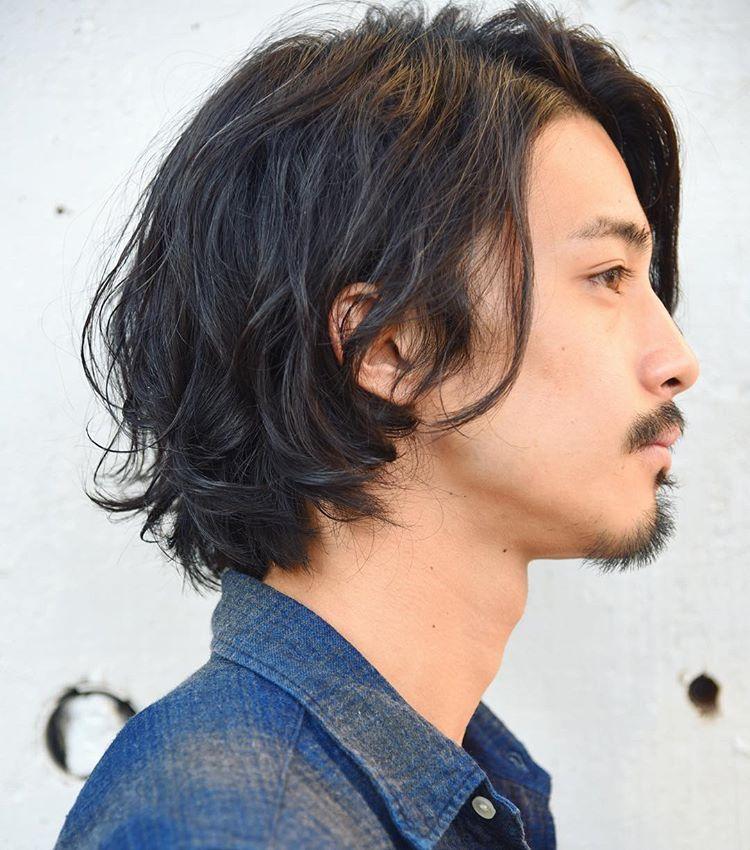 中山智史 さん Lepes Nakayama Instagram写真と動画 メンズヘア
