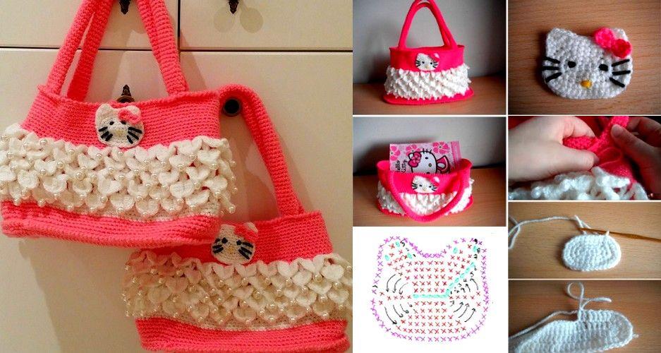 Crochet Hello Kitty Craft Ideas Pinterest Hello Kitty Kitten
