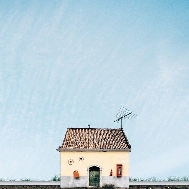 Lonely houses - Sejkko - Manuel Pita
