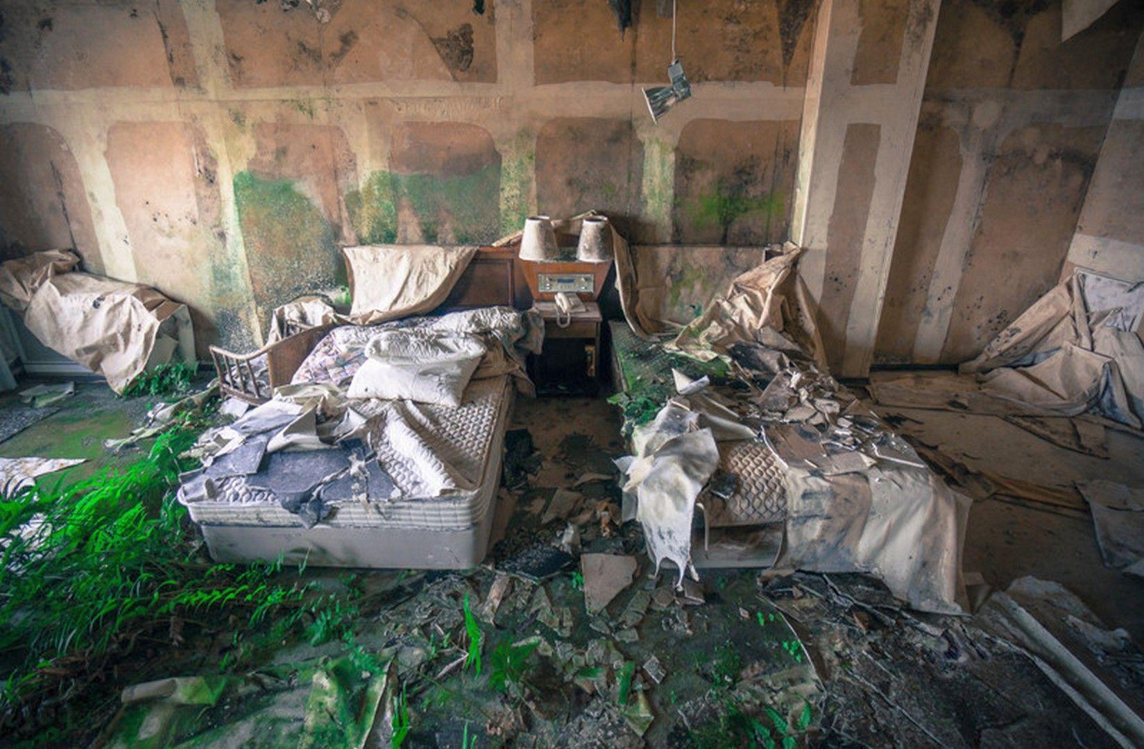 Abandoned Hachijo Royal Hotel Oblivion Holiday