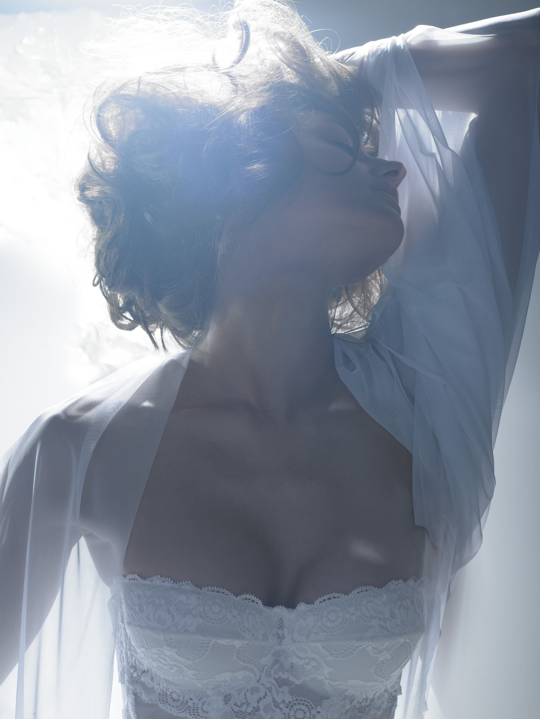 Wedding lingerie, what I want the boldest of my dress to look like ...
