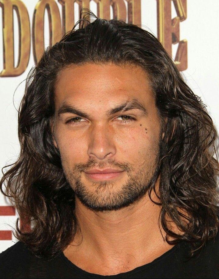 Jason Momoa Hotness I Miss Khal Drogo Long Hair Styles Men Jason Momoa Long Hair Styles