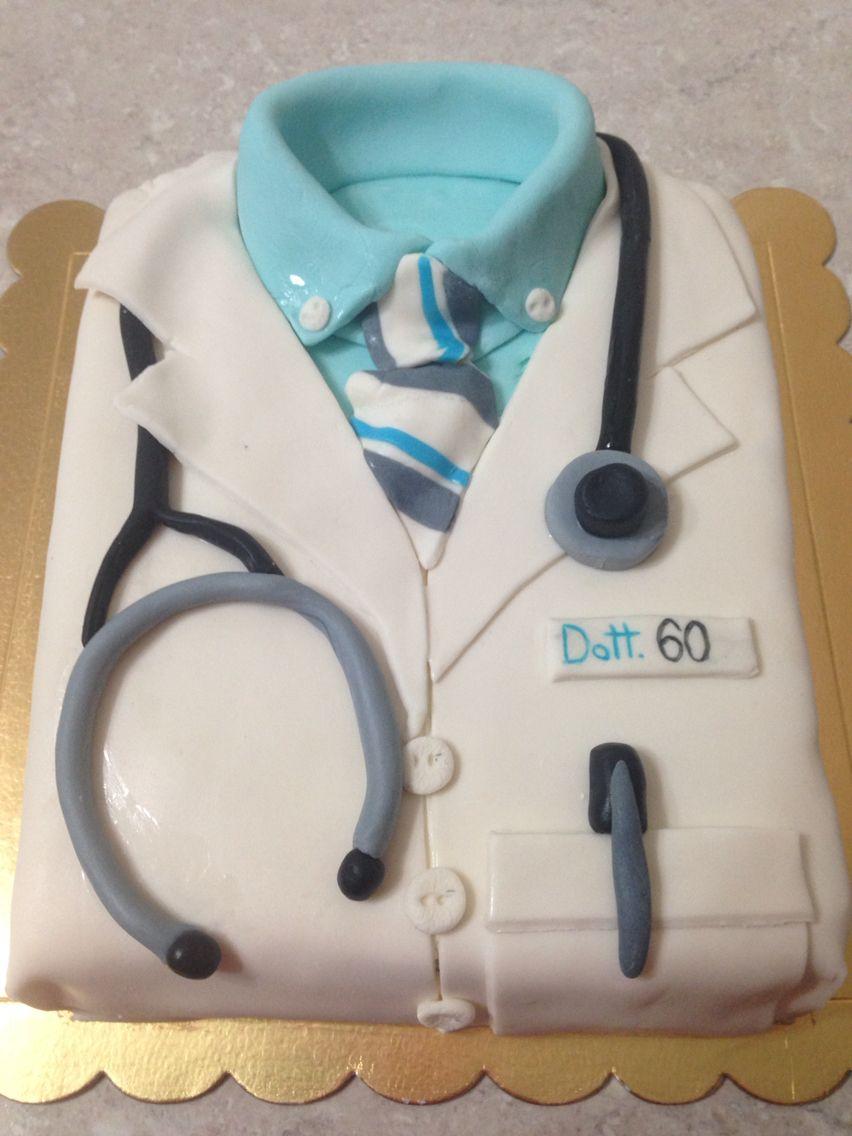 Торт для доктора фото