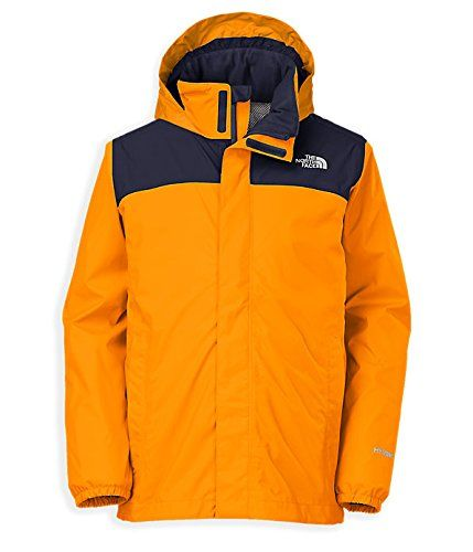 64d964fdf The North Face B Resolve Reflective Jacket Cosmic Blue/Fiery Red Y2S ...