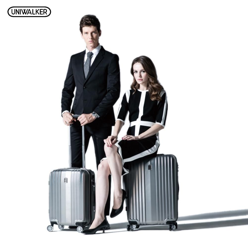 """Luggage 2 Piece Set Spinner PET Luggage, 20"""" and 24"""