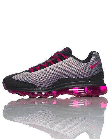 Wmns Nike Air Max 95 DYN FW White Pink Street Grey