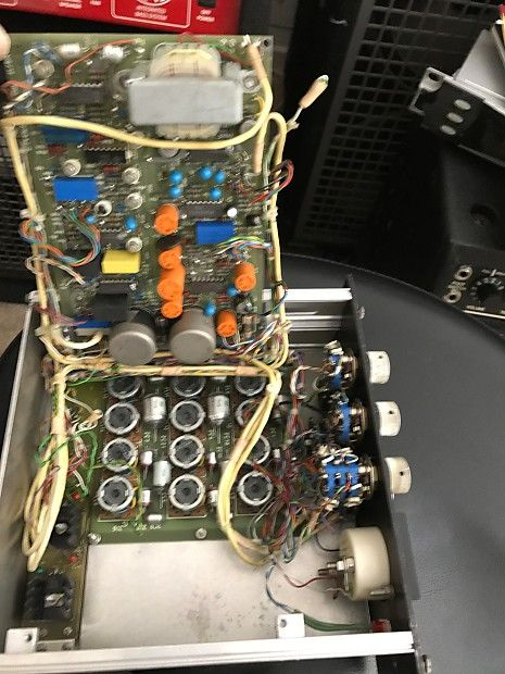 Calrec Cl1204 Vintage Compressor Gear Locker Reverb Vintage Compressor How To Make