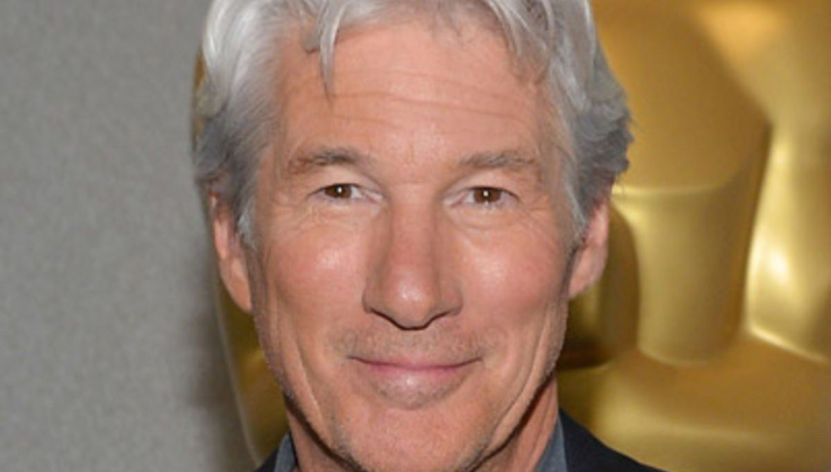 Richard Gere is 'happiest man in the universe' | Social News