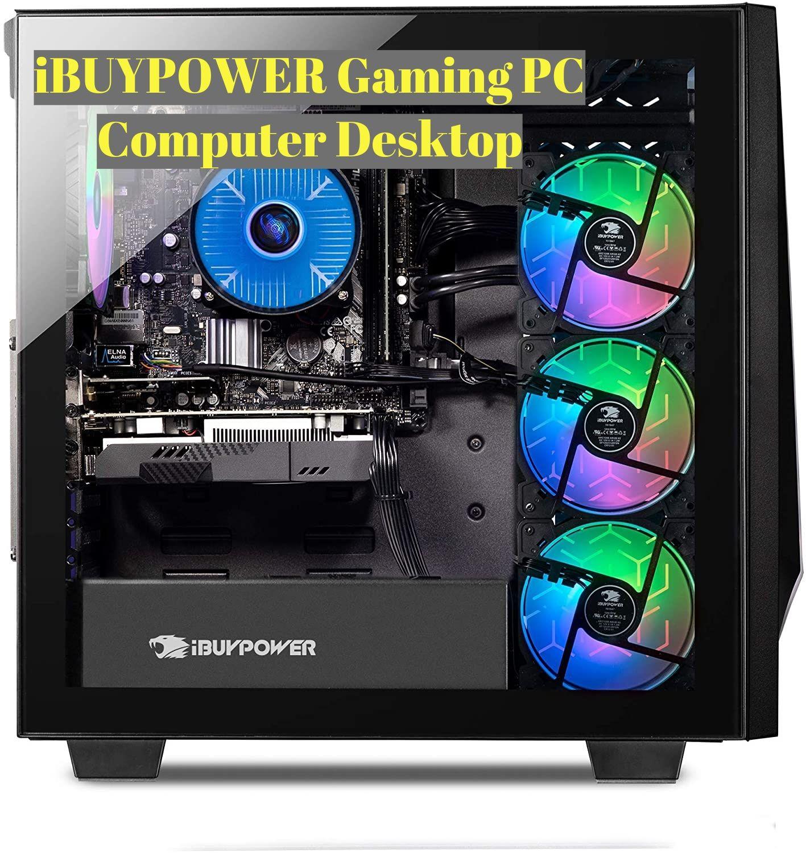 Ibuypower Gaming Desktop In 2021 Gaming Pc Gaming Desktop Games