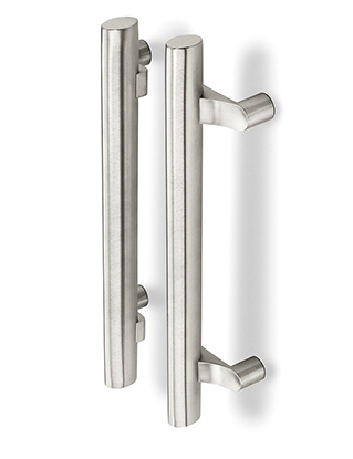 Get A Comfortable Solution With The Rockwood Rm2320 Rm2330 Offset Door Pulls From Assa Abloy Which Feature An Oval Shape For Rockwood Door Pulls Door Handles