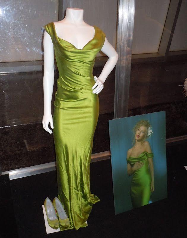 Christina Aguilera Bound To You Burlesque Costumewhere Can I
