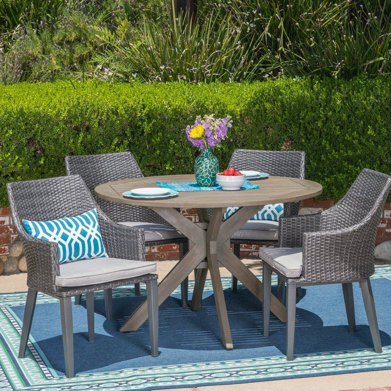 patio dining wicker dining chairs