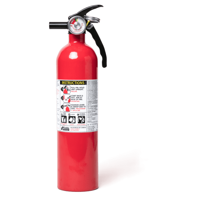 Fire Extinguishers America S Test Kitchen Mexican Fare S19