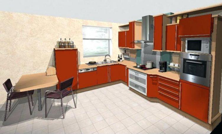 Logiciel De Plan De Cuisine Gratuit Atwebsterfr Maison