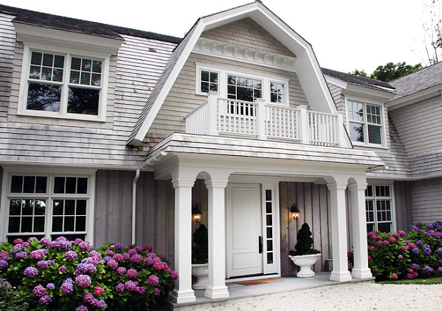 Things We Love Balconies Design Chic Cottage House Exterior Exterior Paint Colors For House Exterior House Colors