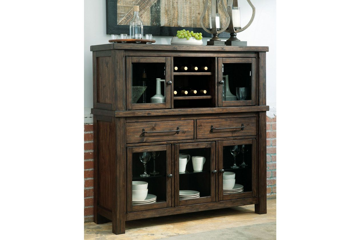 Starmore Dining Room Server Ashley Furniture Homestore Dining