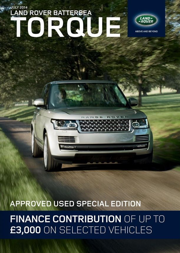 land rover battersea torque auv special http://cloud.idealershipmag