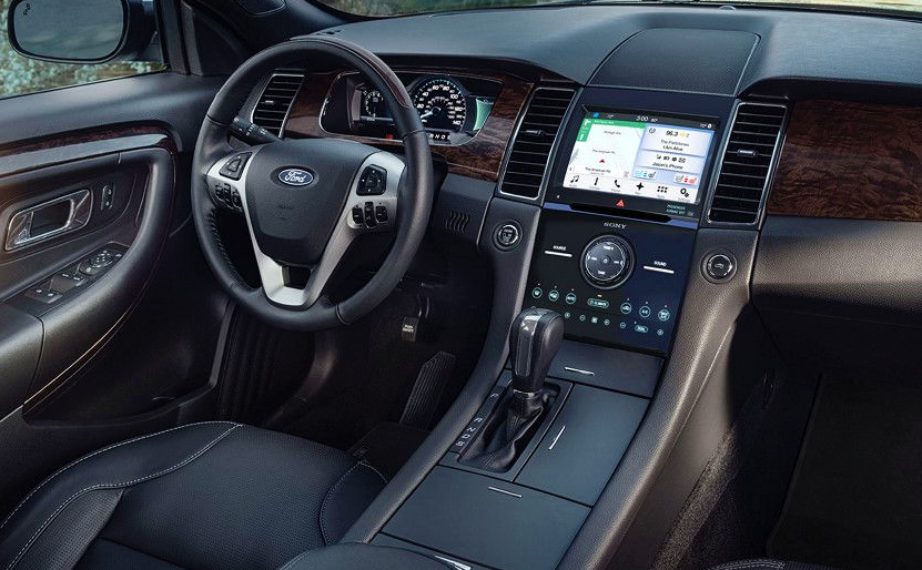 2019 Ford Taurus Interior Ford Tarus Ford Fusion Custom 2019 Ford