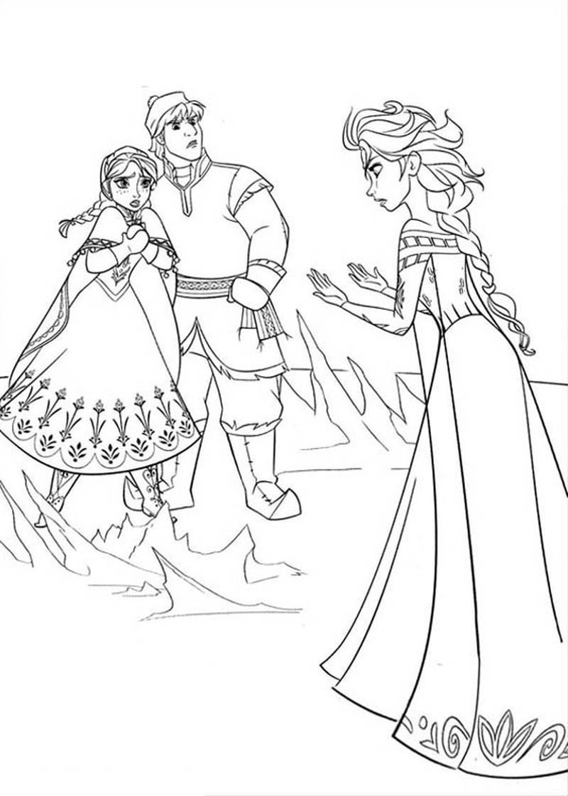 Frozen Coloring Pages Printable Pdf In 2020 Elsa Coloring Pages Frozen Coloring Frozen Coloring Pages