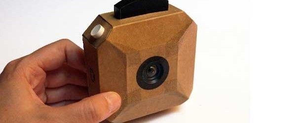 Gut bekannt Craft Camera – Pappkamera zum selber bauen | Basteln und PB78