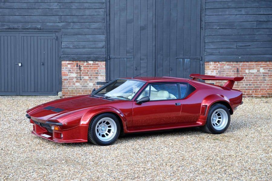 1984 De Tomaso Pantera Pantera Gt5 Classic Driver Market Classic Cars Dream Cars Pantera