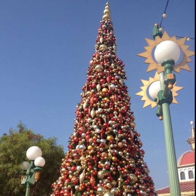 Christmas is coming to DCA!