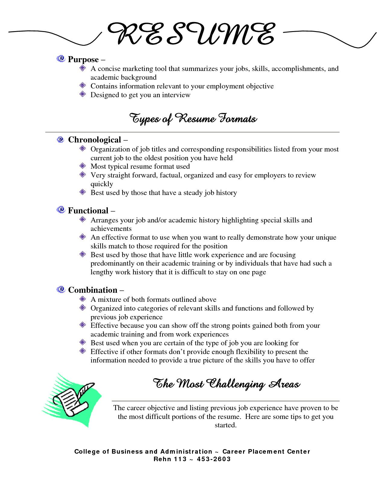 Different Types Of Resumes Stylish Different Resumes For Different Jobs Resume Ideas Of 26 Ex Job Resume Examples Resume Format Resume Examples