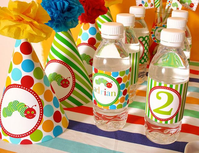 Very Hungry Caterpillar Inspired Birthday Party - 14 by VensPaperie, via Flickr