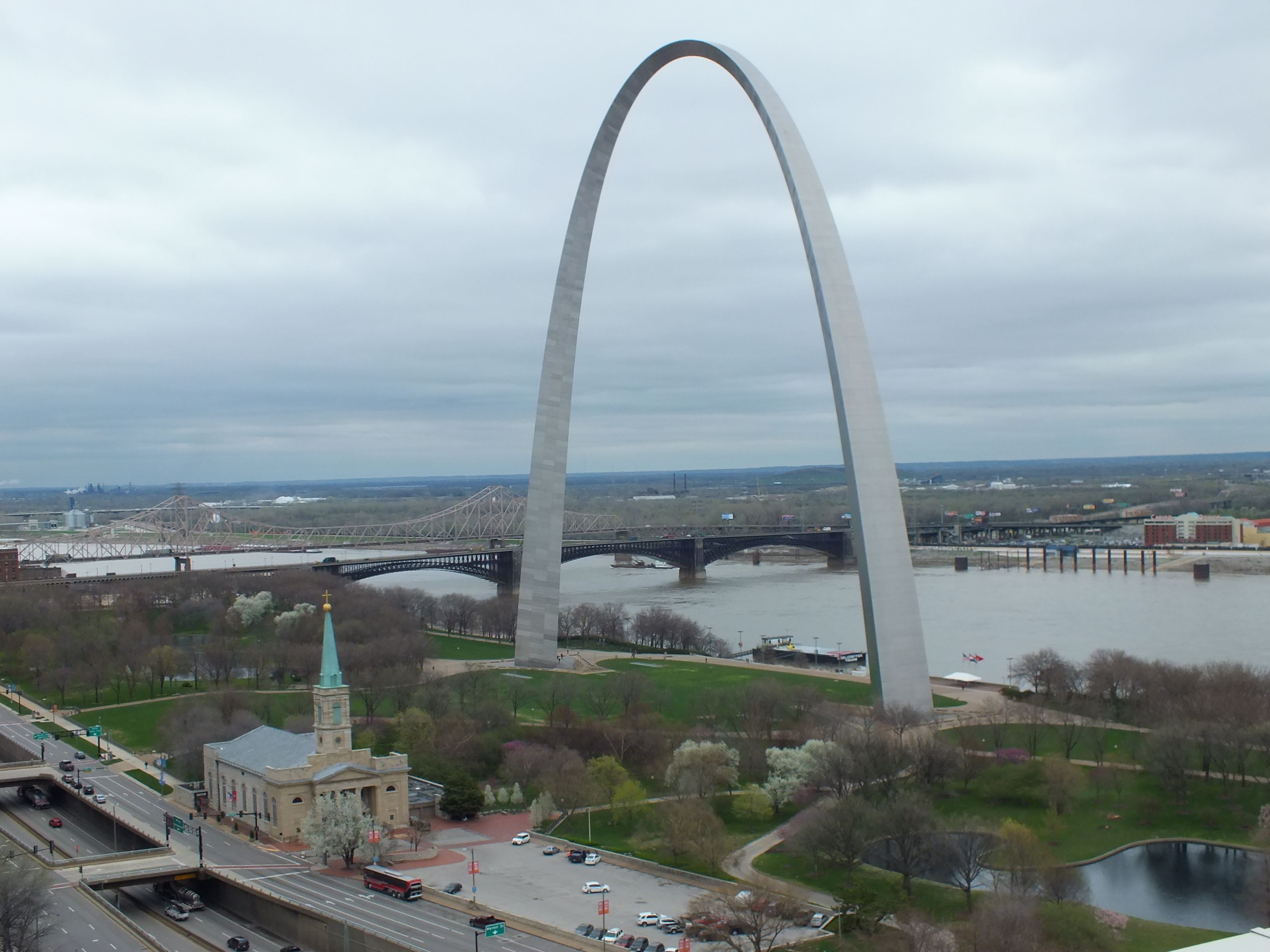 The arch that binds us St Louisans  St Louis Mo  Pinterest