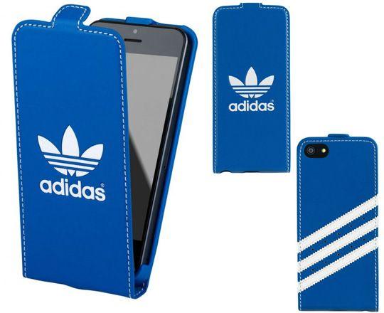 Adidas Flip Case Para Galaxy S4 Mini Azul Blanco Fundas Moviles Adidas Azules Y Fundas Para Iphone 4