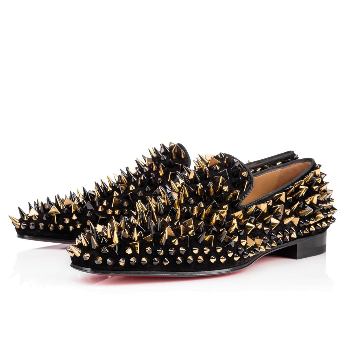 Christian Louboutin Men Shoes : Discover the latest Men Shoes collection  available at Christian Louboutin Online Boutique.