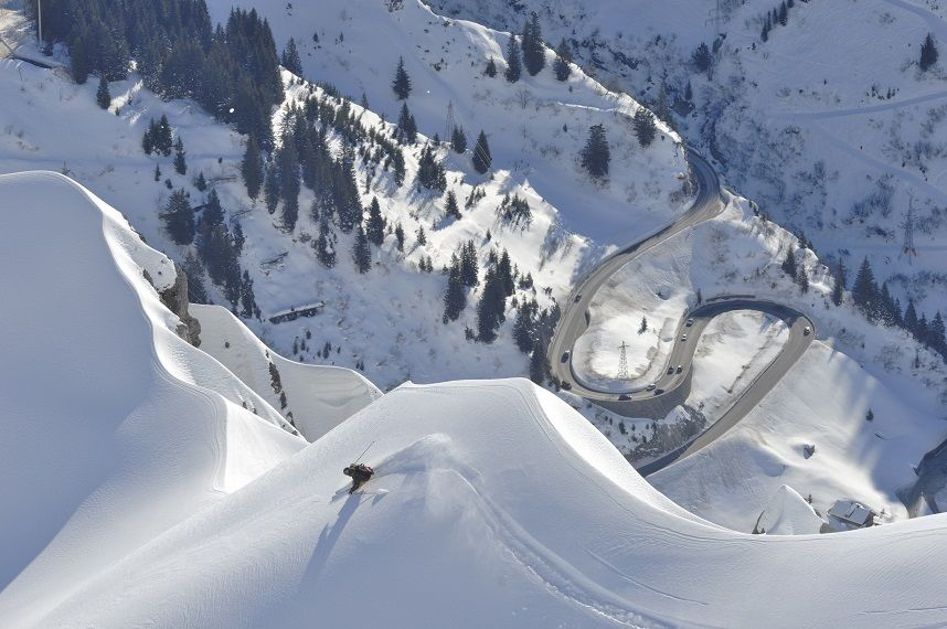 Skiing in Switzerland for Holiday