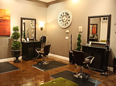 Hair Salon Stations | Haircuts & Styling Color & Highlighting ...