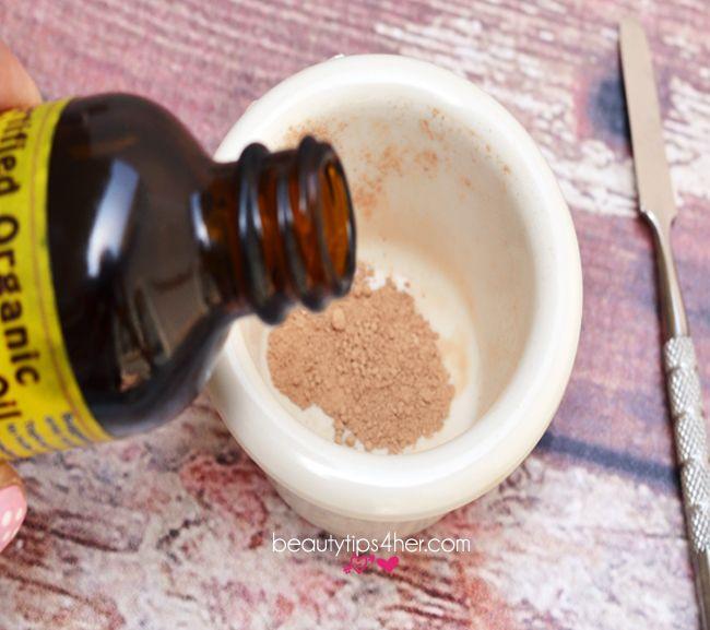 Diy Liquid Foundation I D Use Diy Arrowroot Powder Mix