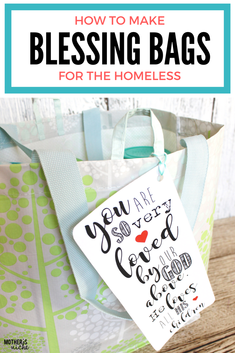 BLESSING BAGS: Share LOVE to Those Who Need it Most- FREE ...