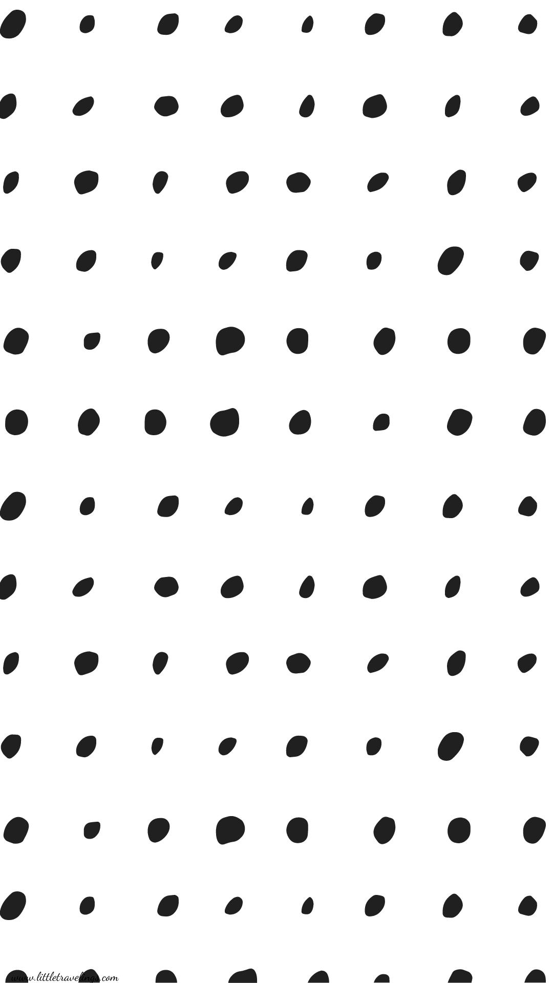 Black Polka Dot Instagram Story Templates Story Background Free Download Instagram Story Template Instagram Story Backgrounds Free