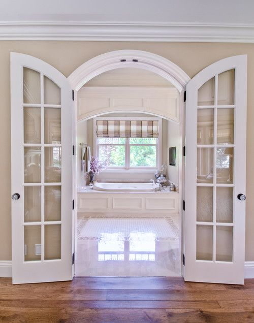 French Doors To Inspire You Town Country Living Arched Interior Doors French Doors Interior Arched French Doors