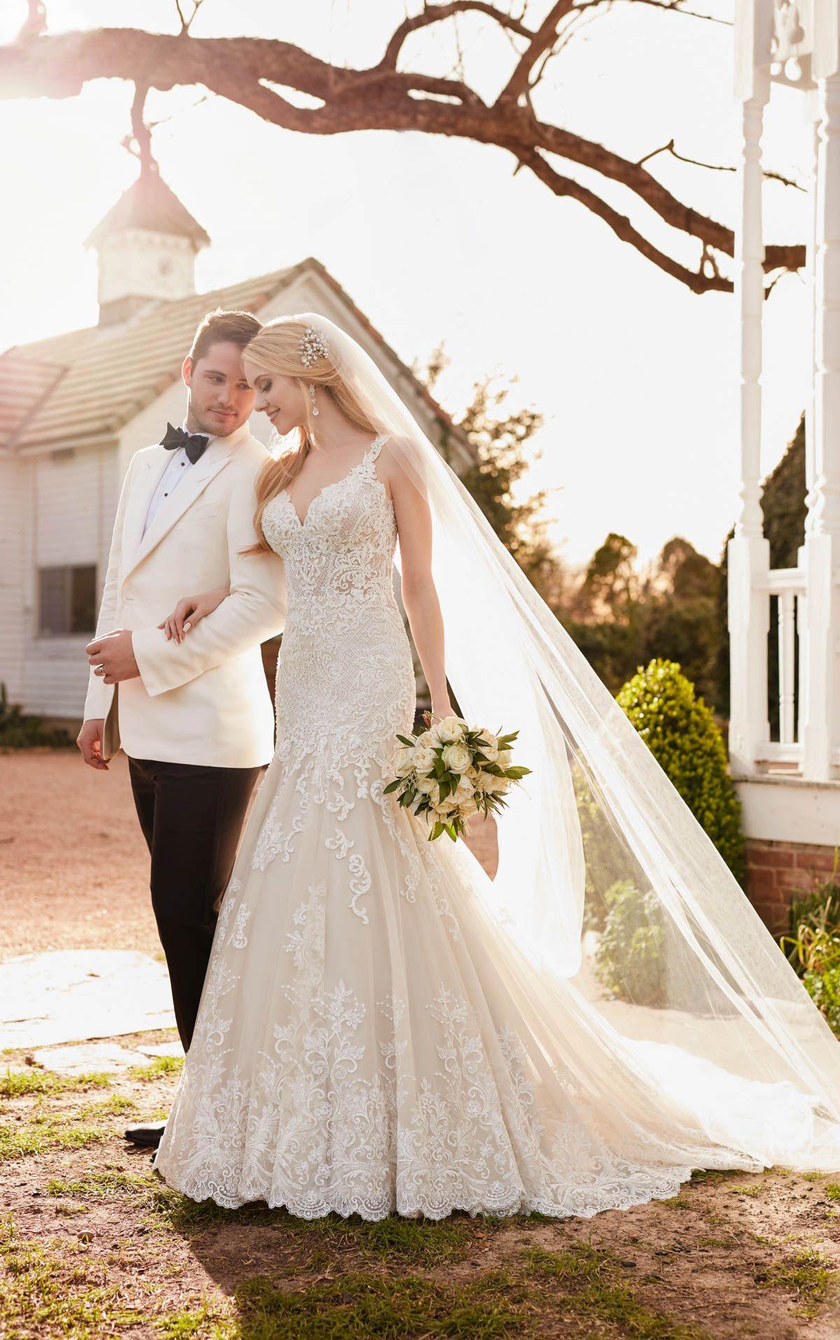 Wedding Dresses | Pinterest | Vintage weddings, Wedding dress and Gowns