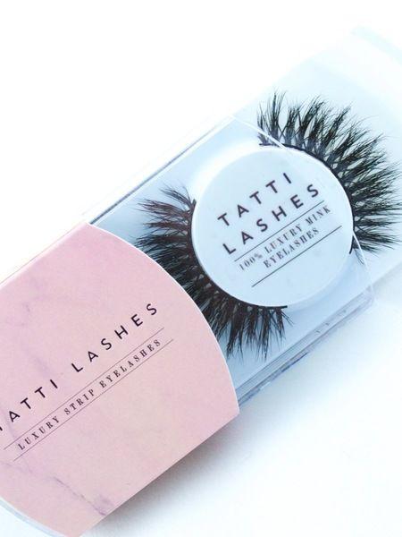 ba647c05caf Tatti Lashes TL3 Luxury 3D Mink Eyelashes - Lavish Luxe | Make up ...