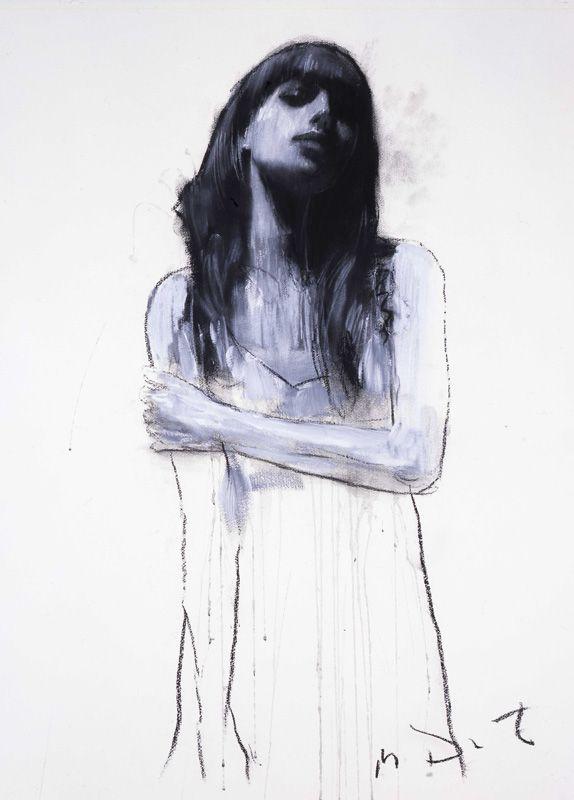 Mark Demsteader / Natalie Standing / 81×61cm / 2012