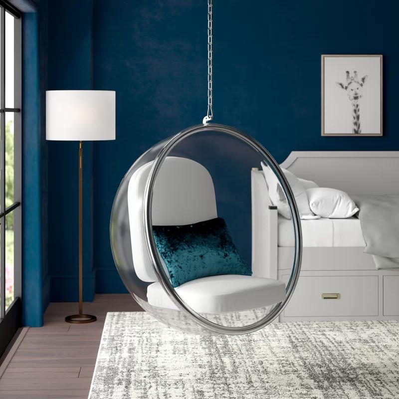 Brazoria Balloon Chair in 2020 | Bubble chair, Swinging ...