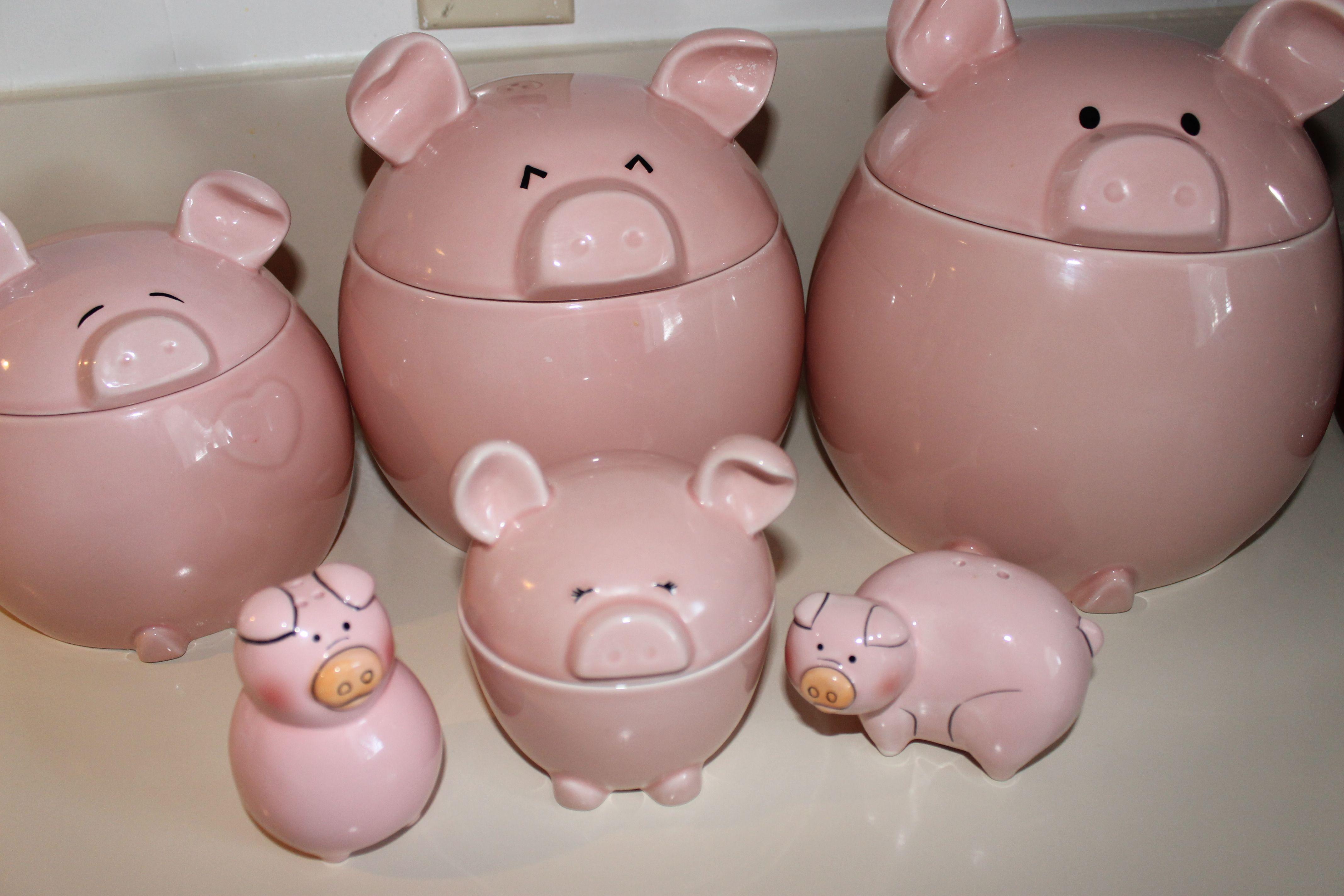I got my Little Piggy's